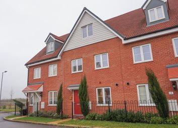Thumbnail 3 bed terraced house for sale in Sierra Drive, Aylesbury