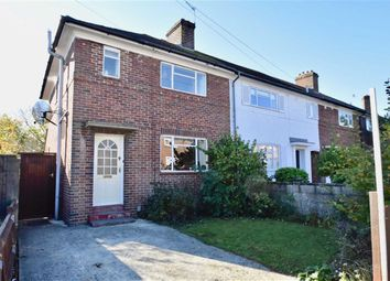 Thumbnail 3 bed terraced house for sale in Wolsey Road, Oxford