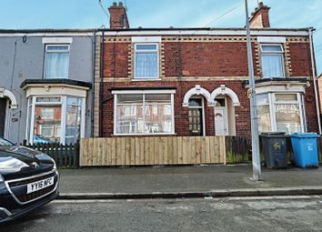 Thumbnail 2 bedroom terraced house for sale in Ceylon Street, Hull