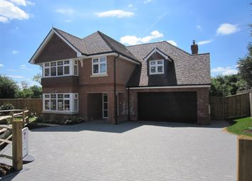 Thumbnail 5 bed detached house for sale in Hurstwood Lane, Haywards Heath