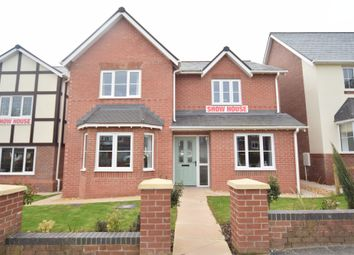Thumbnail 4 bed detached house for sale in Plot 28, Thorncliffe Road, South Developments, Barrow-In-Furness, Cumbria