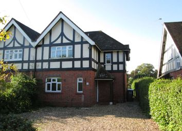 Thumbnail 3 bedroom semi-detached house to rent in Stockcross, Newbury