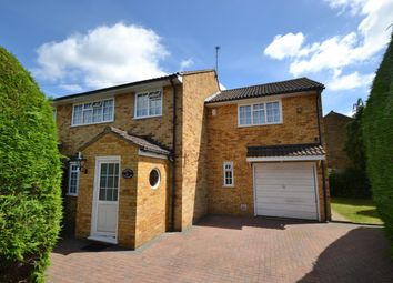 Thumbnail 4 bed semi-detached house for sale in Snellings Road, Hersham, Walton-On-Thames