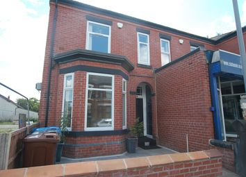 Thumbnail 1 bedroom flat to rent in Station Road, Pendlebury, Swinton, Manchester