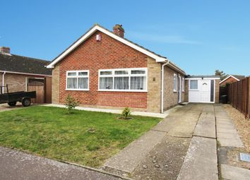 Thumbnail 3 bed detached bungalow for sale in Rider Haggard Way, Ditchingham, Bungay