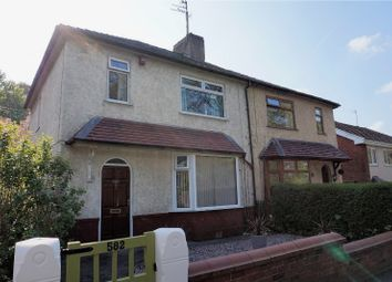 Thumbnail 3 bed semi-detached house for sale in Bolton Road, Blackburn