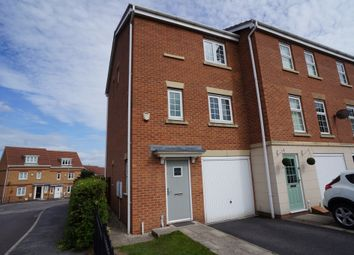 Thumbnail 3 bed end terrace house for sale in Derwent Drive, Knottingley