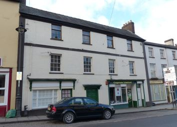 Thumbnail 2 bedroom flat to rent in Ship Street, Brecon