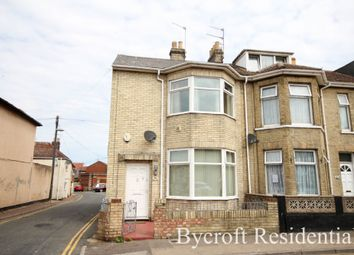 Thumbnail 3 bed end terrace house for sale in Middle Market Road, Great Yarmouth