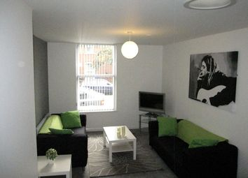 Thumbnail 3 bed flat to rent in Lancing Road, Sheffield