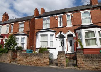 Thumbnail 4 bed terraced house to rent in Leslie Road, Forest Fields, Nottingham