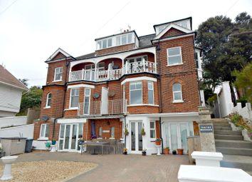 Thumbnail 2 bedroom flat to rent in Beachcote, Undercliff Road East, Felixstowe