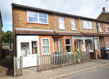 Thumbnail 2 bed terraced house to rent in Board School Road, Woking