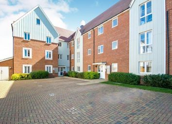Thumbnail 2 bed flat for sale in Woodside Close, Grays, Essex