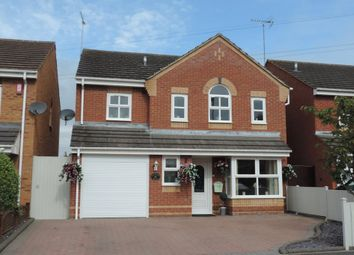Thumbnail 4 bed detached house for sale in Mahogony Drive, Stafford, Staffs