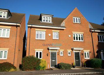 Thumbnail 4 bed semi-detached house to rent in Montague Close, Farnham Royal, Slough