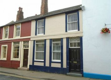 Thumbnail 3 bed town house for sale in West Street, Wigton, Cumbria