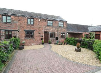 Thumbnail 3 bed semi-detached house for sale in Meadow Croft, Meadow Road, Barlaston, Stoke-On-Trent
