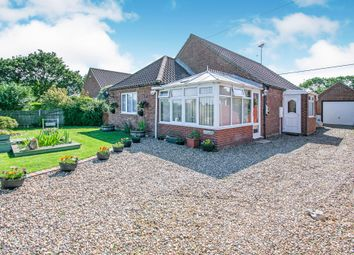 Thumbnail 3 bed detached bungalow for sale in The Common, Happisburgh, Norwich