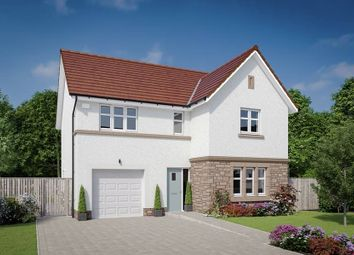 "Thumbnail 4 bedroom property for sale in ""The Barrie"" at Newmills Road, Balerno"