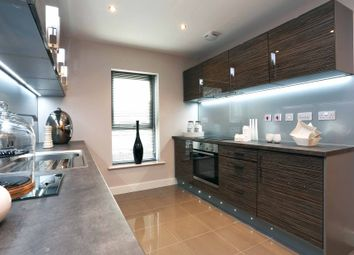 Thumbnail 4 bed town house for sale in Definition, Off Prince Charles Avenue, Mackworth, Derby