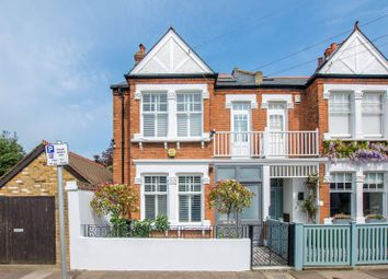 Thumbnail 4 bed property to rent in Meredyth Road, Barnes
