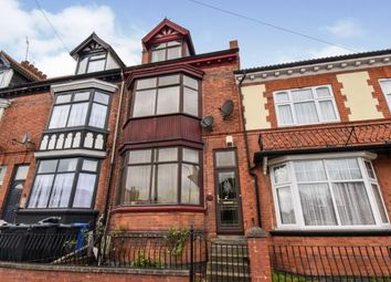 4 bed terraced house for sale in East Park Road, Leicester, Leicestershire LE5