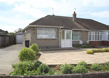 Thumbnail 3 bedroom semi-detached bungalow for sale in Highclere Avenue, Swindon