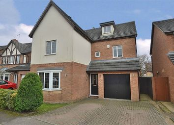 Thumbnail 5 bed detached house for sale in Pioneer Close, Wootton, Northampton