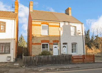 Thumbnail 2 bed semi-detached house for sale in Spalding Road, Bourne