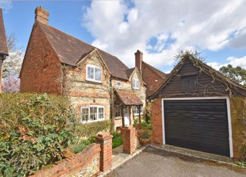 Thumbnail 4 bed detached house for sale in Chiltern Lane, Hazlemere, High Wycombe