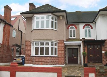 Thumbnail 3 bed semi-detached house for sale in Crown Lane, Southgate, London
