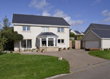 Thumbnail 4 bed detached house for sale in Riverside Drive, Kelso