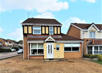 4 bed detached house for sale in Holbush Way, Irthlingborough, Wellingborough NN9