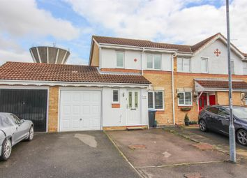 Thumbnail 3 bed end terrace house for sale in Challinor, Church Langley, Harlow