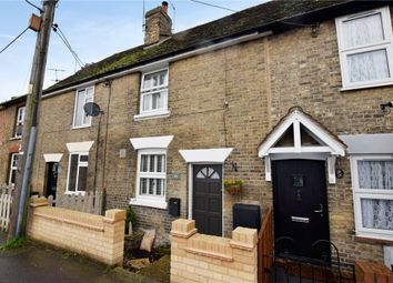 Thumbnail 2 bed terraced house for sale in Butler Road, Halstead, Essex