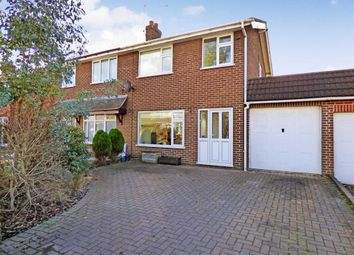 Thumbnail 3 bed semi-detached house to rent in Bracken Close, Rode Heath, Stoke-On-Trent