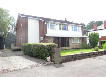 Thumbnail 5 bedroom detached house for sale in Chapman Road, Fulwood, Preston