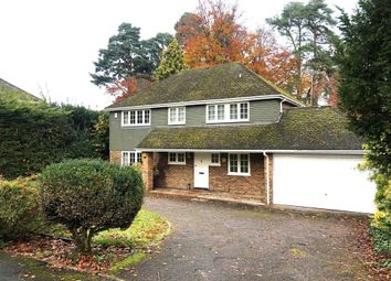 Thumbnail 4 bedroom detached house to rent in Armitage Court, Sunninghill