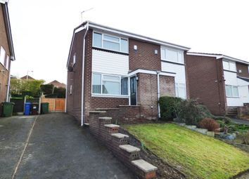 Thumbnail 2 bedroom semi-detached house to rent in Shearwater Road, Stockport