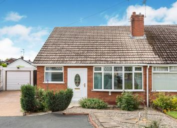 Thumbnail 2 bedroom bungalow for sale in Beaumont Close, Wistaston, Crewe, Cheshire