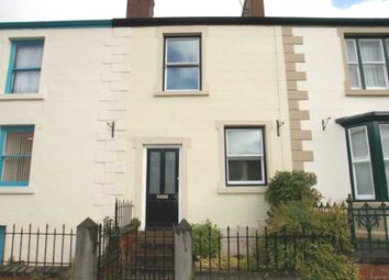 Thumbnail 2 bed terraced house for sale in Brynford Street, Holywell, Flintshire, 7rd.