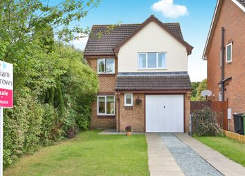 Thumbnail 3 bed detached house for sale in Hawthorn Drive, Scarning, Dereham