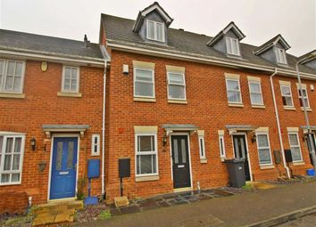 Thumbnail 3 bedroom town house for sale in Oriel Close, Wolverton, Milton Keynes