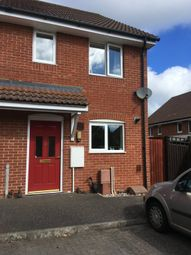 Thumbnail 2 bed end terrace house for sale in Releet Close, Great Bricett, Ipswich