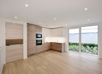 Thumbnail 1 bedroom flat to rent in Marine Wharf, London