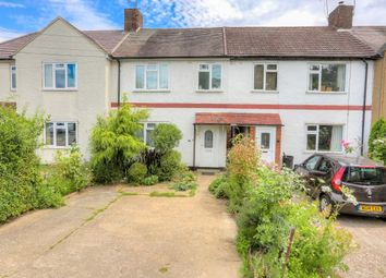 Thumbnail 3 bed terraced house for sale in Ashley Road, St.Albans