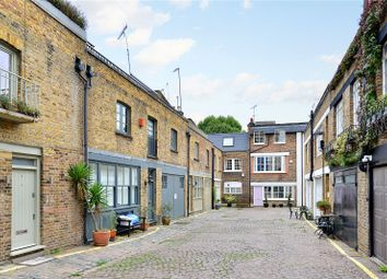 Thumbnail 4 bed mews house to rent in Connaught Close, London