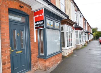 3 bed terraced house for sale in Fairfield Road, Birmingham, West Midlands B14