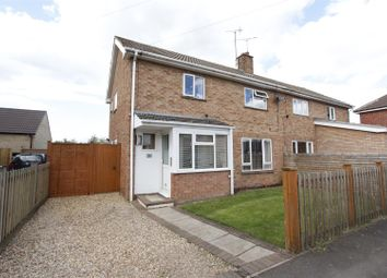Thumbnail 3 bedroom semi-detached house for sale in Manor Road, Carlby, Stamford